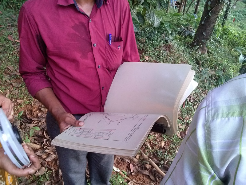Mapping efforts in an unsurveyed land - Koorachundu Village Panchayat experience