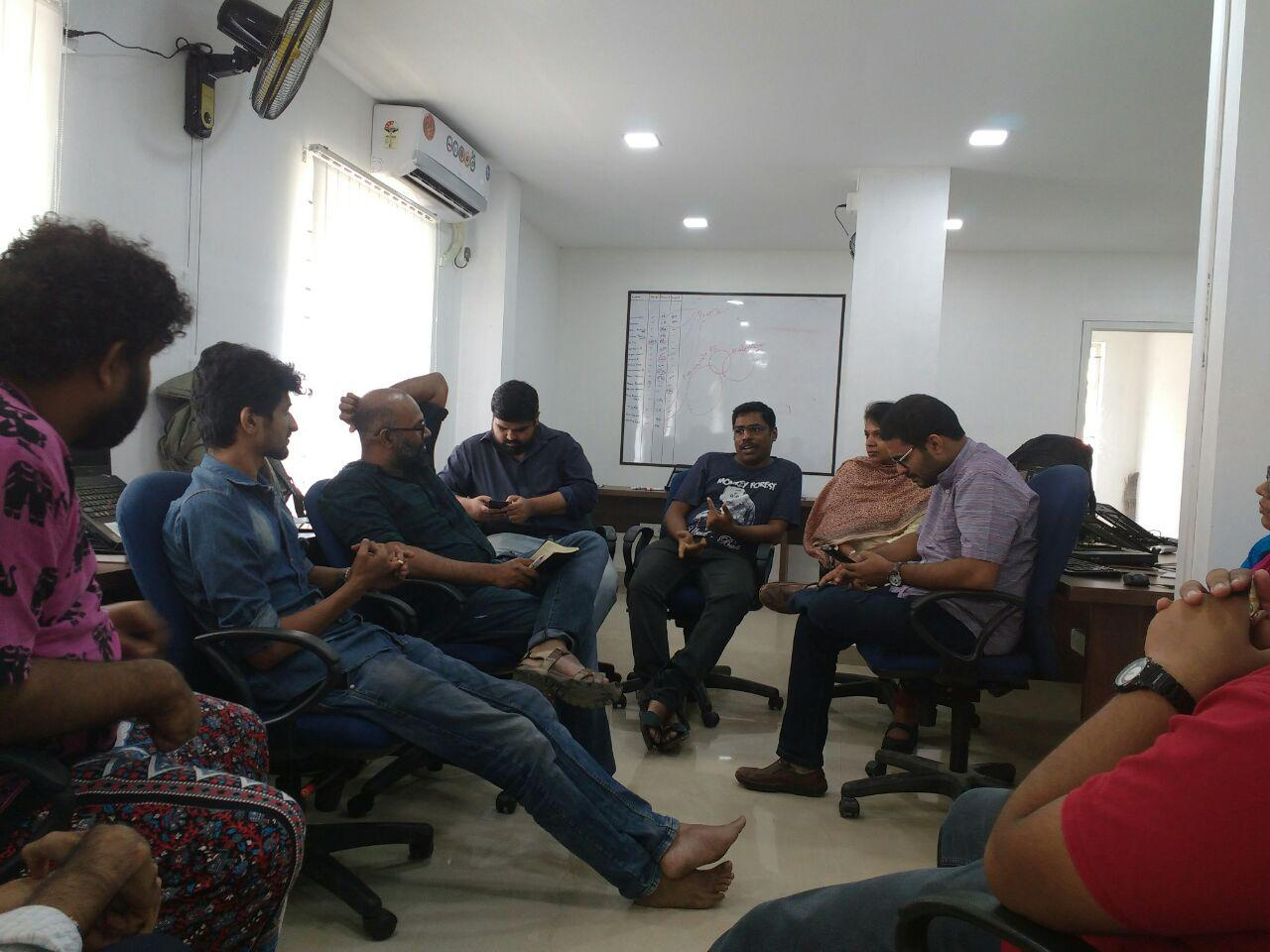 SMC Meet- Discussions