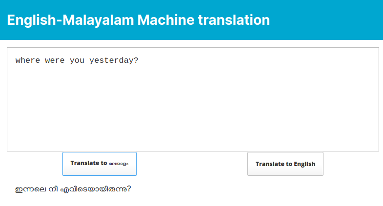 Malayalam Machine Translation, OSM Activities and More: SMC Monthly Updates September 2020